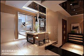 极简北欧家居客厅装潢设计