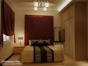 精选95平方三居卧室现代实景图片