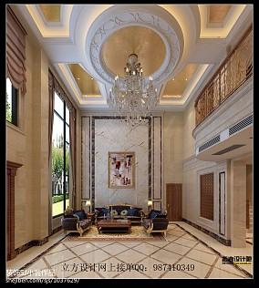 质朴200平现代别墅装饰图片