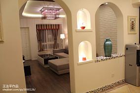 欧式豪华别墅室内吊顶装修效果图