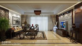现代家装设计四室两厅效果图