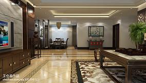 现代120平米四室两厅欣赏