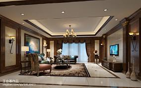 现代简约时尚四室两厅效果图