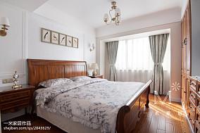 典雅115平美式四居卧室装饰美图