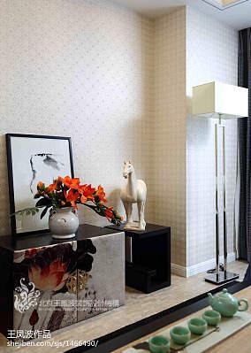 精美餐厅中式欣赏图片样板间中式现代家装装修案例效果图