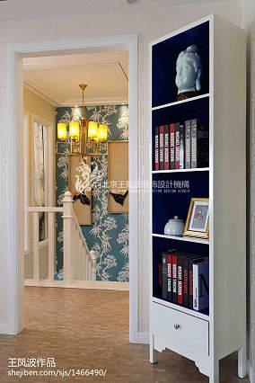 大气300平中式样板间图片欣赏样板间中式现代家装装修案例效果图