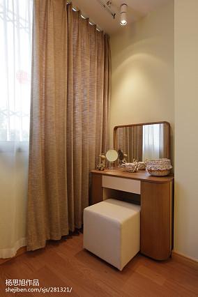精选面积87平小户型卧室混搭设计效果图
