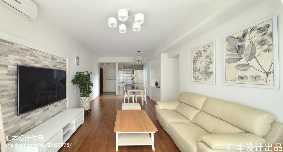 现代简约客厅吊顶装修设计效果图客厅现代简约客厅设计图片赏析