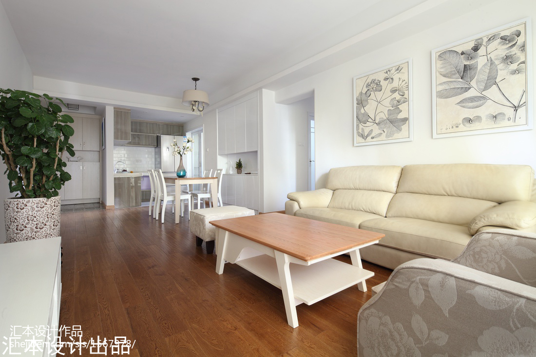现代简约客厅装修设计效果图大全客厅