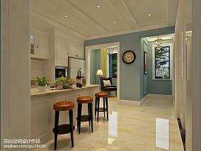 精美别墅厨房美式欣赏图片大全