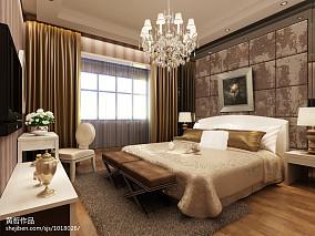 热门现代复式卧室设计效果图