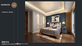 楼房装修2平米卧室