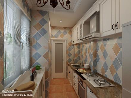 2017房屋厨房装修效果图
