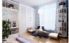 精选现代二居书房装修图片欣赏