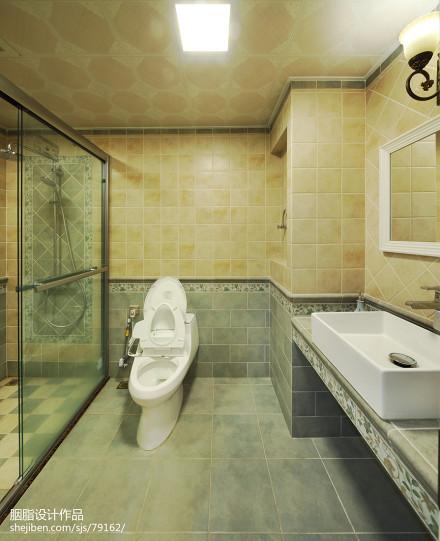 室内装饰效果图图片汇总卫生间