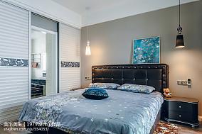 现代风格卧室设计图片