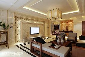 热门118平米欧式复式客厅装修图片