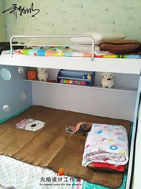 精选现代复式儿童房装修效果图片