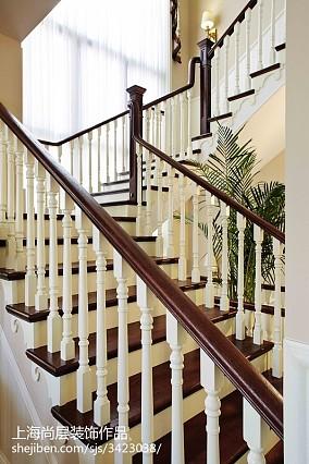 精美室内楼梯效果图展示