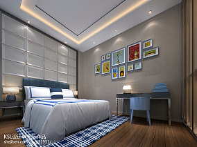 大小111平别墅卧室现代效果图片大全