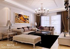 精选欧式小户型客厅装修欣赏图片大全