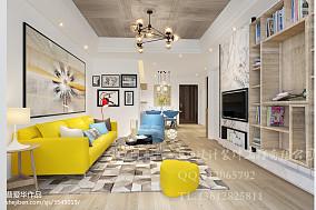 精选88平米现代小户型客厅装饰图片大全