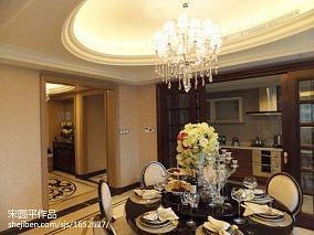 地中海风格家庭餐桌椅