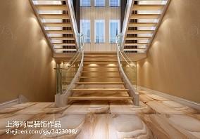 精美室内楼梯效果图图集