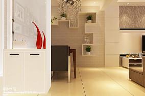 精选面积89平现代二居餐厅装修效果图片