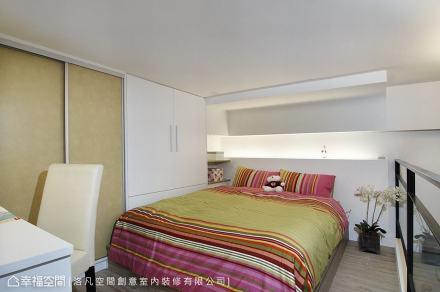 床头天花设计卧室