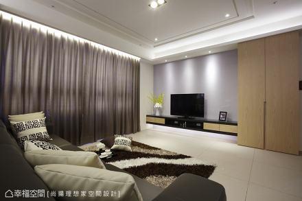 电视柜_1494813_180903281-100m²现代简约家装装修案例效果图