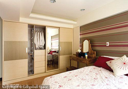 主卧室(1)卧室衣柜
