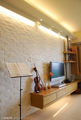 创意田园风格相片墙设计