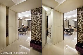 简单小清新风格的卧室