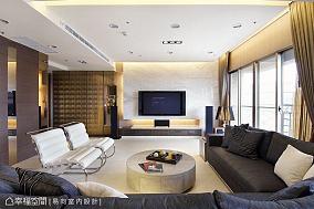 公共空间201-500m²现代简约家装装修案例效果图