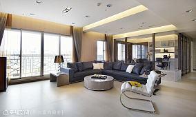 极简主义室内设计效果图欣赏201-500m²现代简约家装装修案例效果图