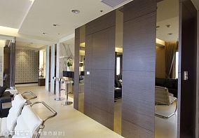 走道、吧台201-500m²现代简约家装装修案例效果图