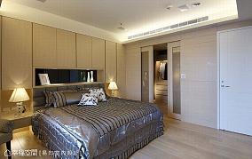 主卧更衣室201-500m²现代简约家装装修案例效果图