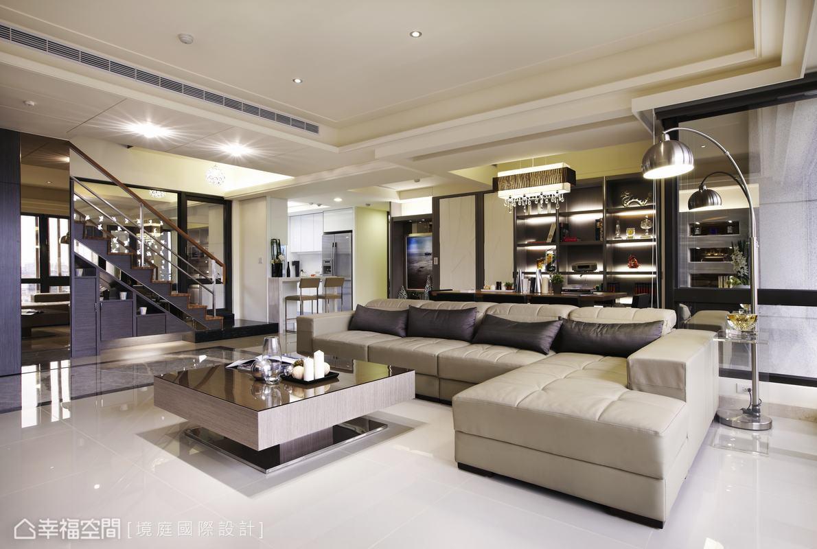客厅(2)功能区