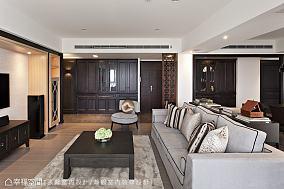白色中式家具窗帘装修