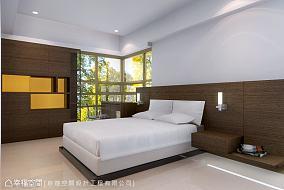 现代简中风3居室