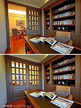 田园风格客厅相片墙设计图片