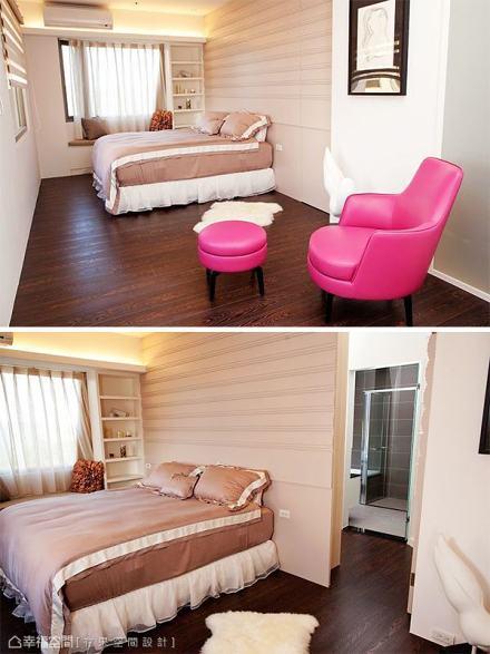 主卧室客厅
