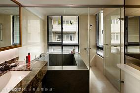 美式65平小户型装修室内图片