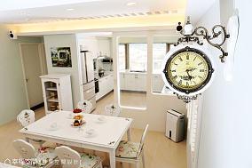 田园风格简约清新设计卧室