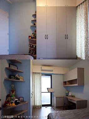 复古风格小卧室阁楼图片