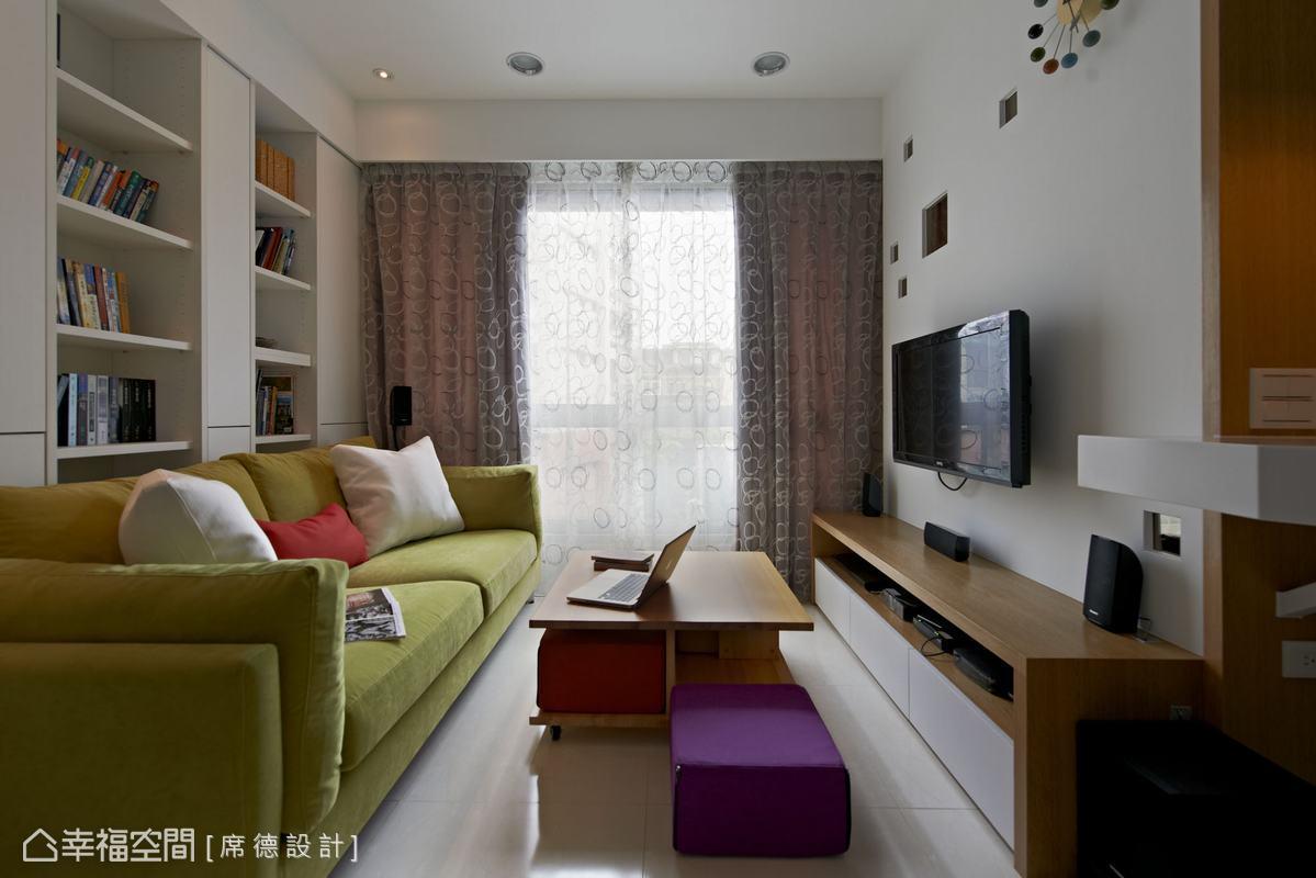 沙发茶几装修效果图集欣赏客厅现代简约客厅设计图片赏析