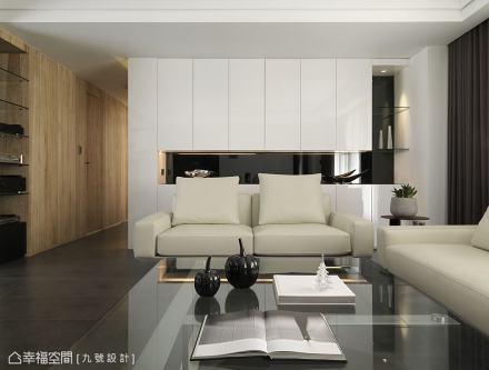 收纳柜_1511187_1825405201-500m²现代简约家装装修案例效果图