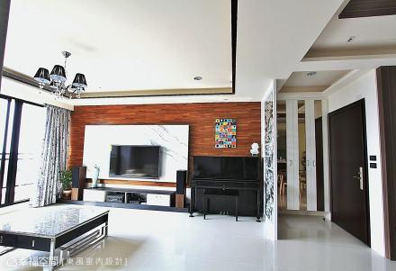 电视主墙_1511656_1825874151-200m²现代简约家装装修案例效果图