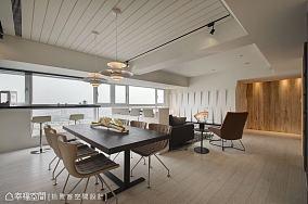 110平三室两厅户型图